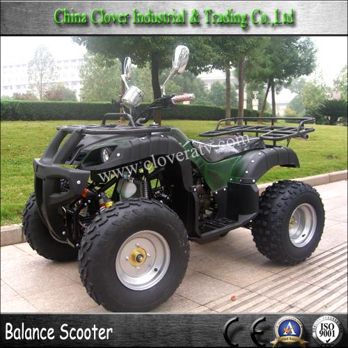 Aluminum Exhaust Pipe Hunting 250CC ATV.jpg