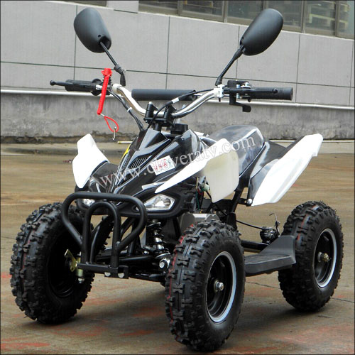 2015 Hot Selling Mini Kids 49cc Quad Atv With Alloy Easy Pull Start