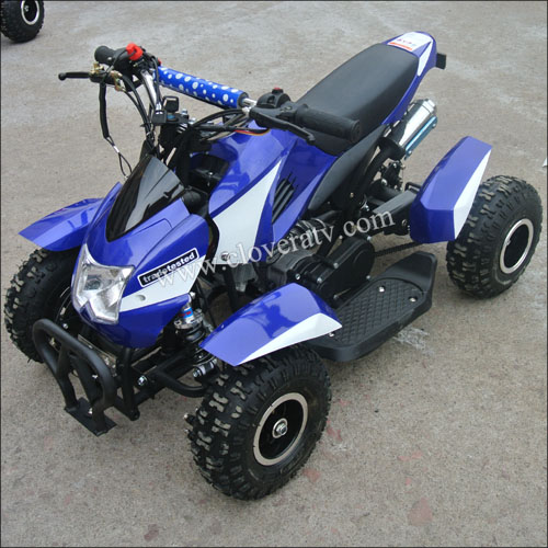 Air Cooled 2 Stroke Mini 49cc Atv Quad Bike From Chinese Factory