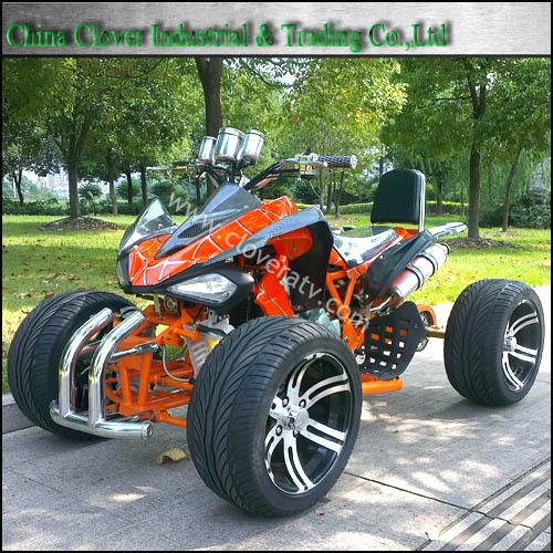Kawasaki Cc Four Wheel Atv Quad