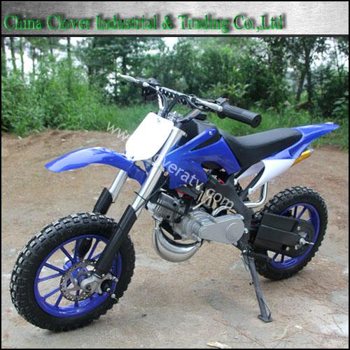 49cc Mini Dirt Bike Kids Motorbike With Easy Pull Start
