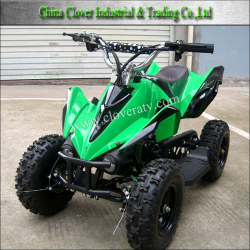 Used Chain Drive 49cc Kids Atv Quad Bike With Ce Certificates