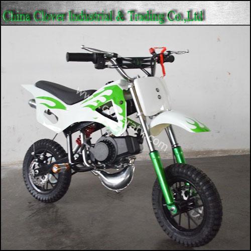 Easy Aliuminum Pull Start Dirt Bike 49cc Motocross With Iso