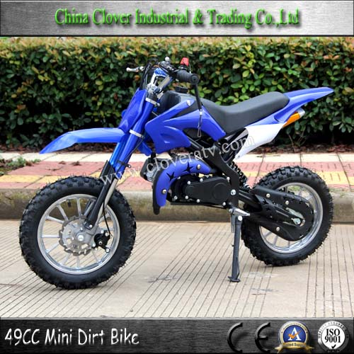 2016 Children 2 Stroke Air Coolded 49cc Dirt Bike With Aluminum